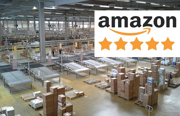 Amazon 'swamped by fake 5 star reviews'