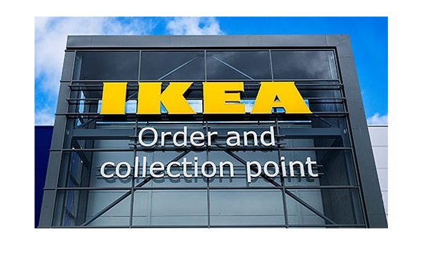 ikea downsizes with high street store and 24 hour deliveries digital intelligence daily. Black Bedroom Furniture Sets. Home Design Ideas