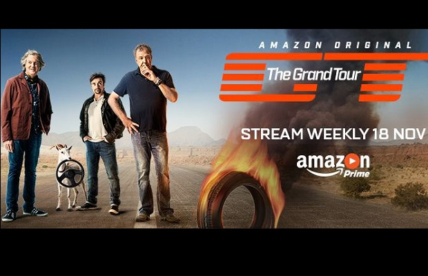 amazon s the grand tour car show smashes streaming record on debut digital intelligence. Black Bedroom Furniture Sets. Home Design Ideas