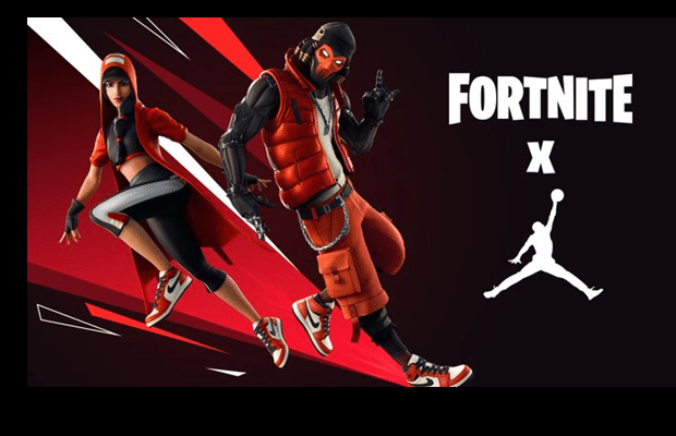 Nike Sells Digital Trainers Exclusively Via Fortnite