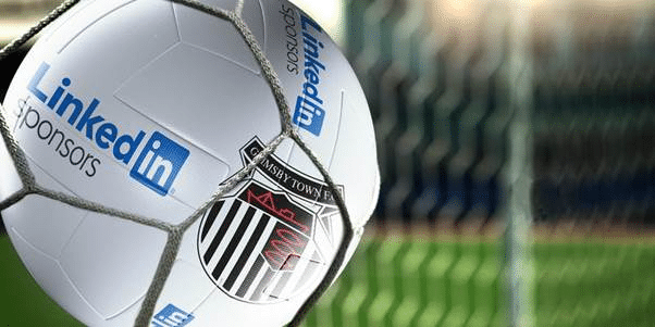 LinkedIn sponsors Grimsby Town FC to promote local jobs