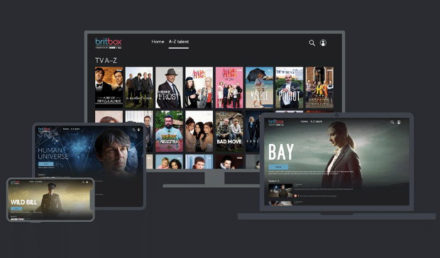 UK broadcasters unite to take on Netflix with 'BritBox'