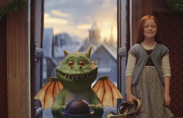 Christmas ad season: John Lewis teams with Waitrose for first time with 'Excitable Edgar' dragon