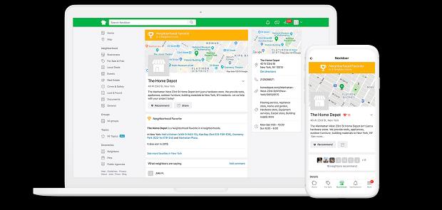 Yext and Nextdoor team up for verified business listings