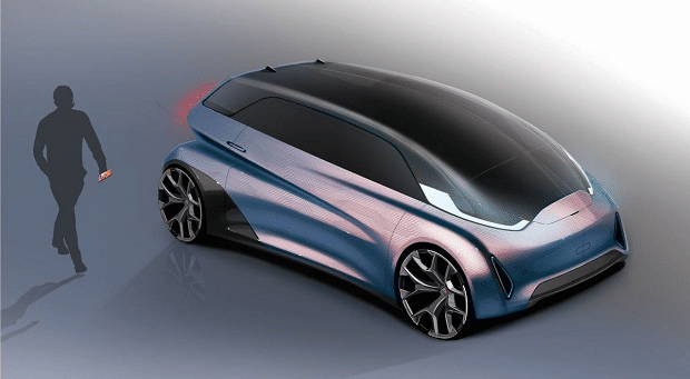 Cars of the future: No driving seat and a built in mattress by 2050