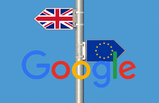 Google 'to open up UK user data to US rules' due to Brexit- report