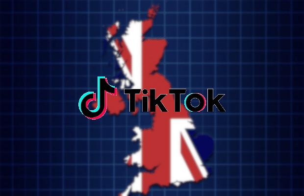 TikTok postpones plans for global base in the UK