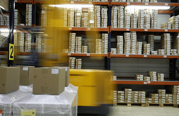 Amazon blocks 'non-essential' items from warehouses