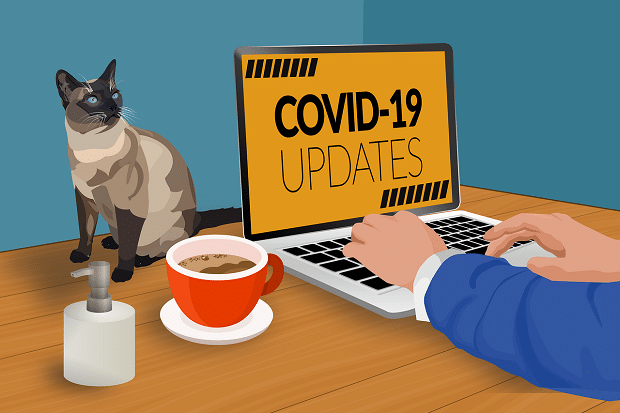UK's B2B marketing professionals in Covid-19 lockdown