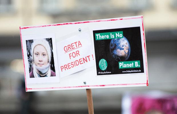 The most read about women online: Greta Thunberg, Angela Merkel and Megan Rapinoe top list