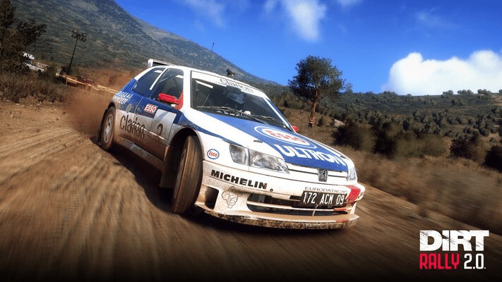 MG Motor UK launches in-game advertising in DiRT Rally 2.0
