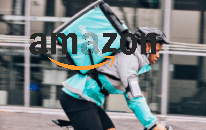 Amazon gets regulator approval for 16% stake in Deliveroo