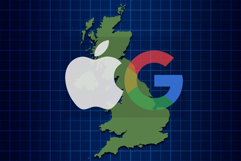 UK Govt now building second Covid-19 contact tracing app with Apple and Google