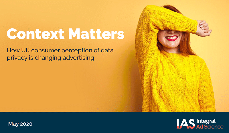 GDPR 2 years on: Consumers want contextually relevant ads, yet remain cautious about their privacy
