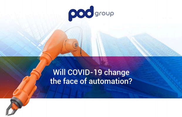 COVID-19 to spark a new wave of workplace and industry automation?
