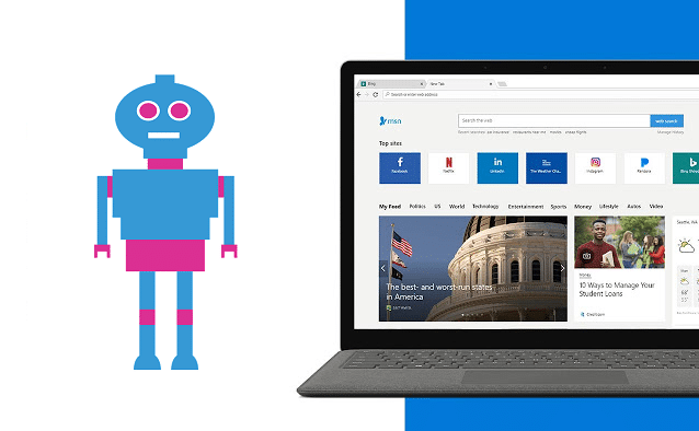 Microsoft 'to replace 50 journalists with AI robots'