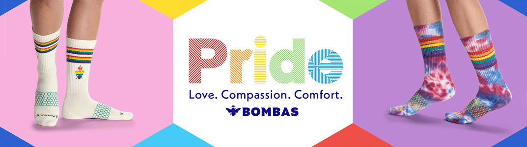 Bombas teams with Taboola to amplify 2020 Pride Collection