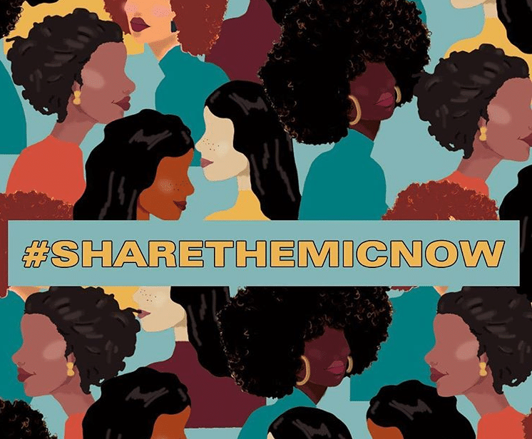 Brands invited to #BrandShareTheMic for black voices and talent
