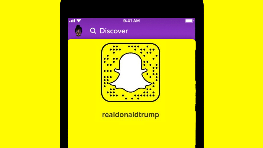 Snapchat removes Donald Trump's account from Discover page due to 'racial violence'