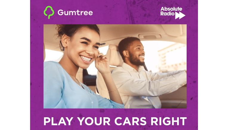 Gumtree partners Bauer with local community campaign