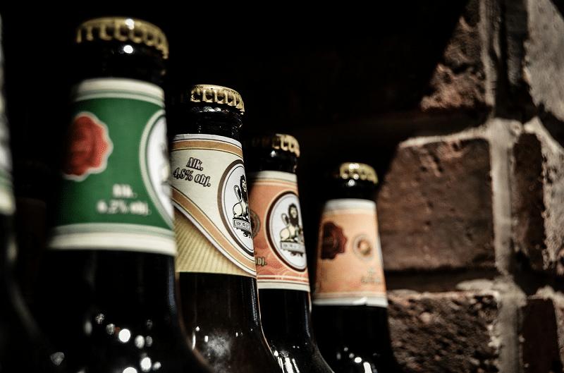 Brits halve alcohol intake during lockdown despite spending £1.9bn on booze at supermarkets