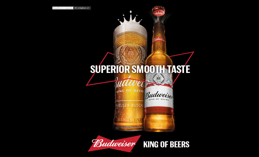 Budweiser launches 'superior' marketing campaign across the Republic of Ireland