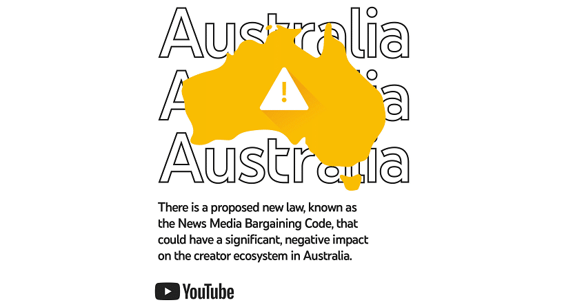 Google warns Australian tech tax law would put search and YouTube at risk
