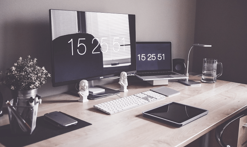 Brits invest in high quality desk equipment as they gear up for permanent remote working