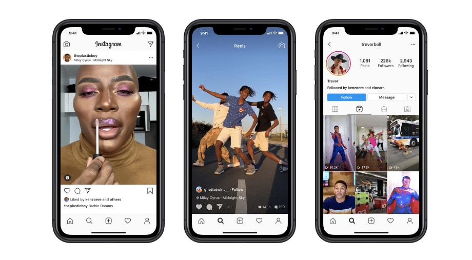 Instagram launches TikTok rival Reels