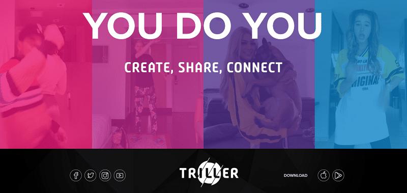 7digital powers social music video app from Triller