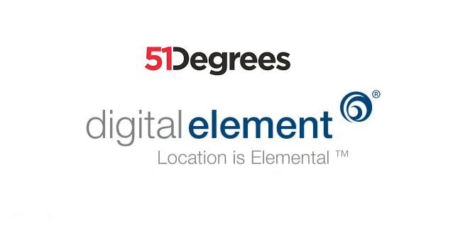 51Degrees partners with Digital Element to offer geolocation technology