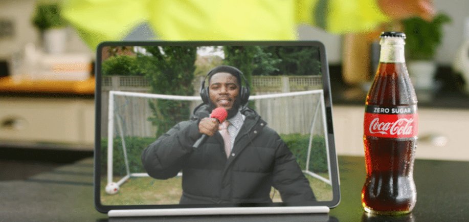 Coca-Cola partners Sky Sports for new Premier League 'mockumentary' campaign