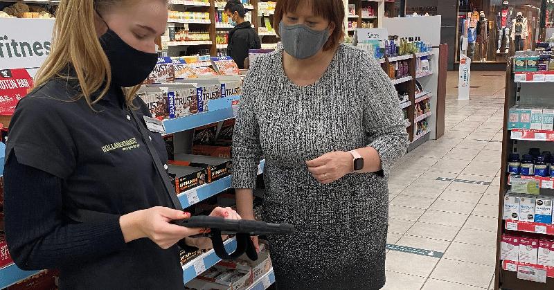Holland & Barrett digitally transforms stores with Mercaux partnership