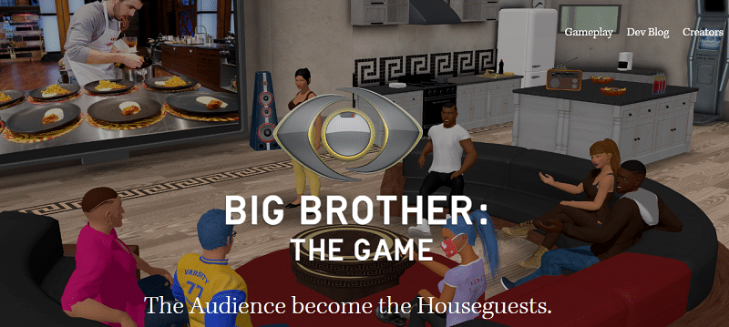 AudioMob teams with Big Brother for in game audio advertising