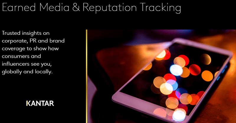 Kantar launches reputation intelligence platform for brands