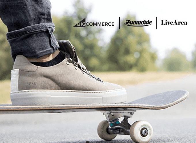 Footwear Brand Zumnorde picks LiveArea for ecommerce and UX design push