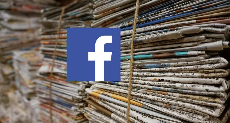 Facebook pays UK publishers millions to license news stories