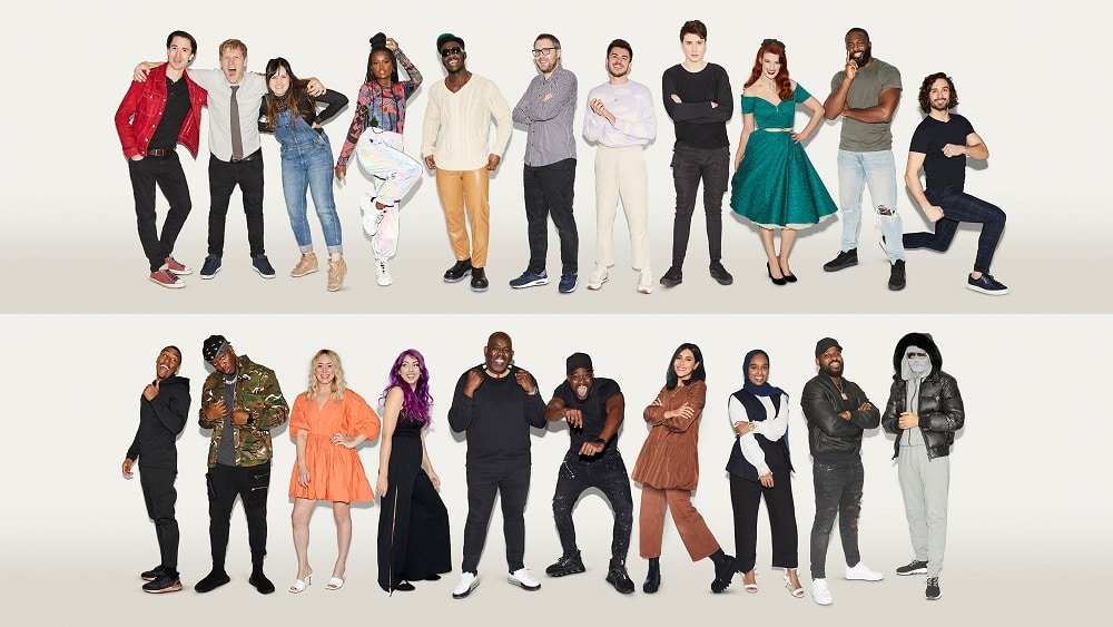 Joe Wicks, KSI and Sherrie Silver join YouTube for talent showcase 'The Rise'