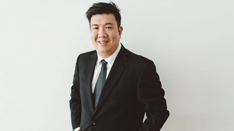 Regional leader Jeff Cheng – Singapore