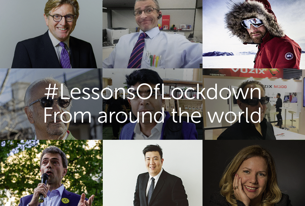 Lessons of lockdown: big ideas for big business