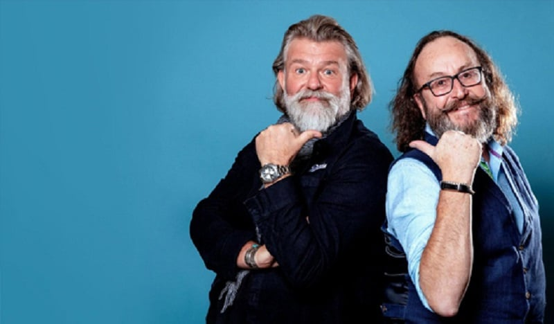 The Hairy Bikers launch global ecommerce website with ESG and Visualsoft