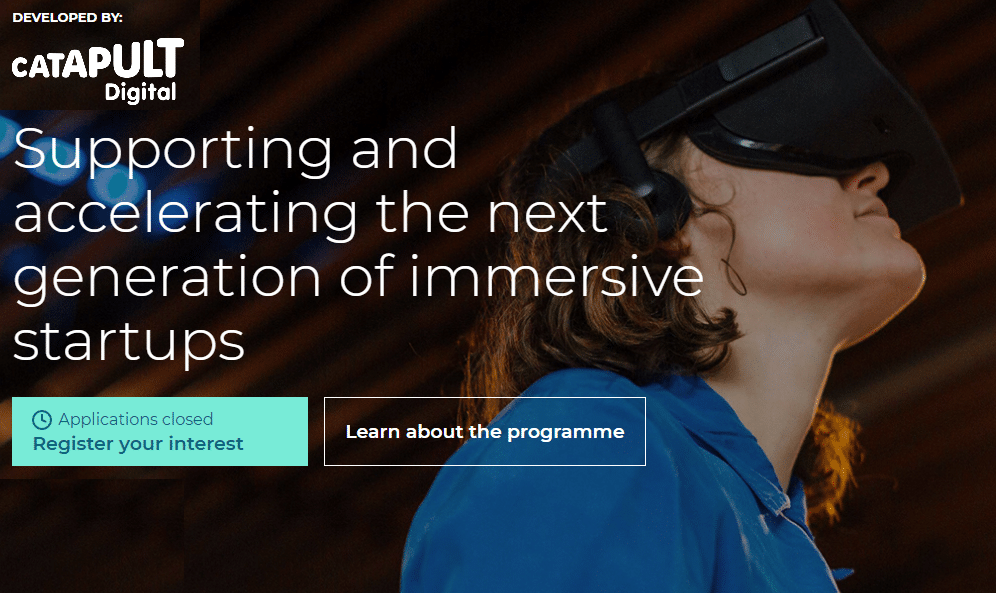 10 immersive startups to watch in 2021
