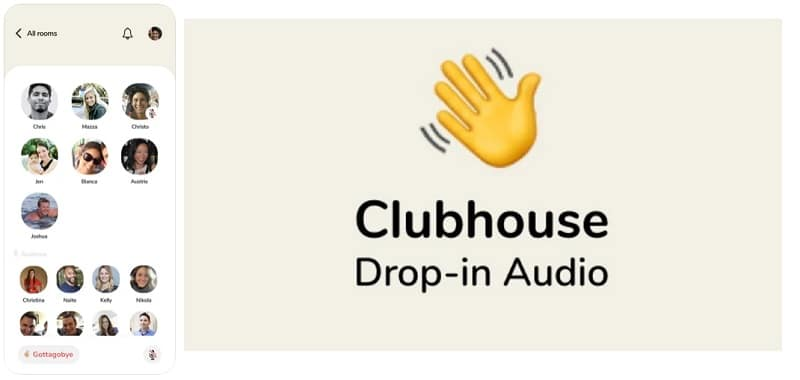 Nightclubs may be shut, but Clubhouse audio chat app thrives as mobile hangout