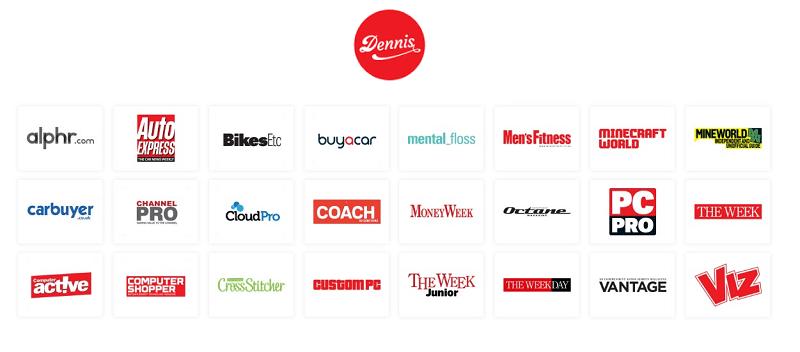 Dennis Publishing picks LiveRamp to boost ad relevancy