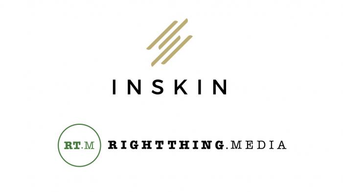 Inskin Media partners Right Thing Media for social impact advertising