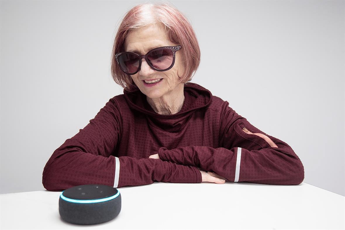 Amazon Alexa launches 'Call RNIB Helpline'