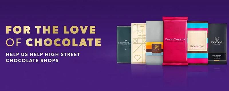Cadbury urges nation to support independent Chocolatiers in new campaign