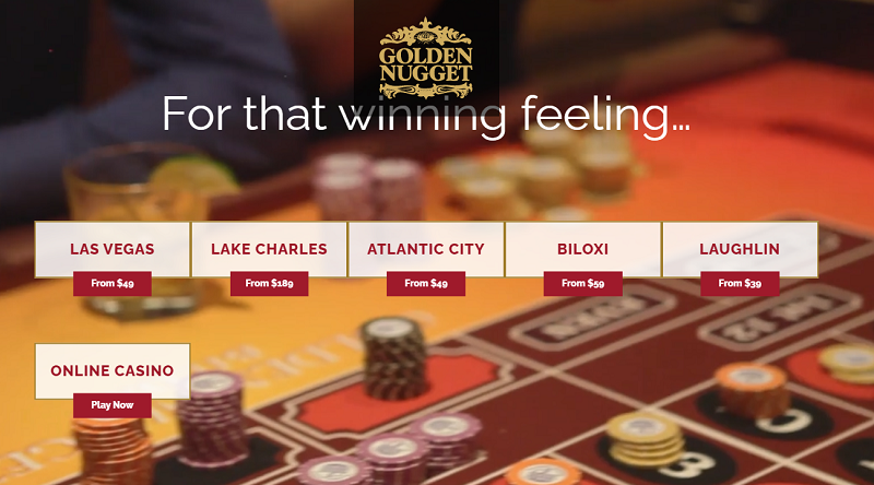 Casino Golden Nugget appoints Incubeta to drive online growth