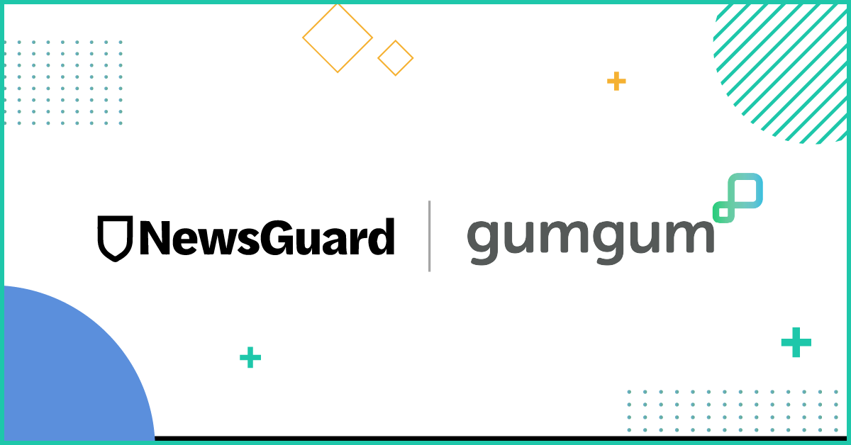GumGum Partners with NewsGuard to stop ad dollars from funding misinformation