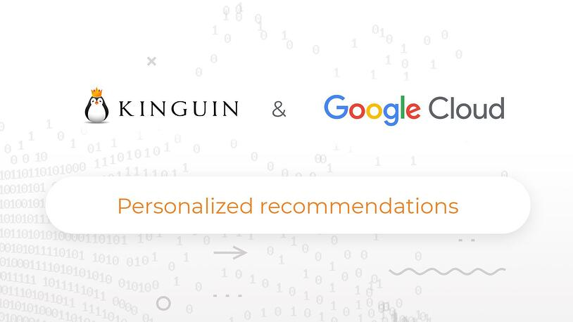 Kinguin transforms online customer experience with Google Recommendations AI